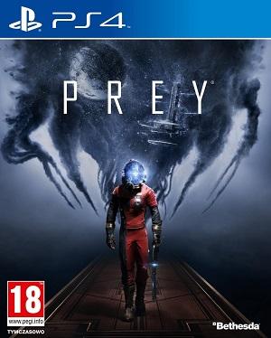 Gry PlayStation 4 - Prey (Gra PS4)