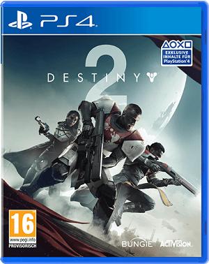 Gry PlayStation 4 - Destiny 2 (Gra PS4)
