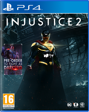 Gry PlayStation 4 - INJUSTICE 2 (Gra PS4)