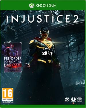 Gry Xbox One - Injustice 2 (Gra Xbox One)