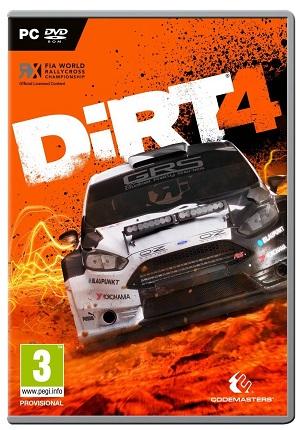 Gry PC - DiRT 4 (Gra PC)