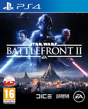 Gry PlayStation 4 - Star Wars: Battlefront II (Gra PS4)