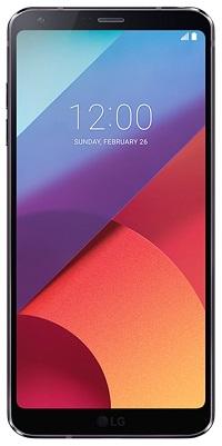 Smartfony - LG G6 Czarny