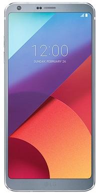 Smartfony - LG G6 Srebrny