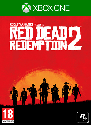 Gry Xbox One - Red Dead Redemption 2 (Gra Xbox One)