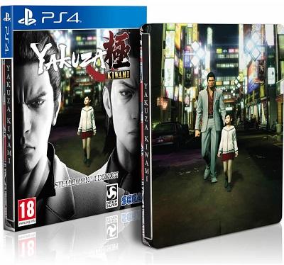 Gry PlayStation 4 - Yakuza Kiwami (Gra PS4)