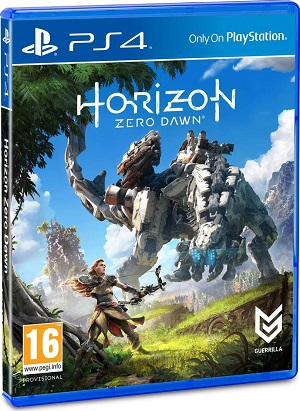 Gry PlayStation 4 - Horizon: Zero Dawn (Gra PS4)