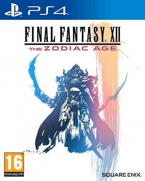 Gry PlayStation 4 - Final Fantasy XII: The Zodiac Age (Gra PS4)