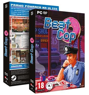 Gry PC - BeatCop - Edycja Specjalna § 148. KK (Gra PC)