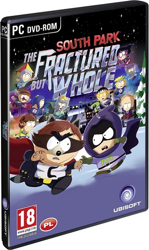 Gry PC - South Park: The Fractured But Whole (Gra PC)