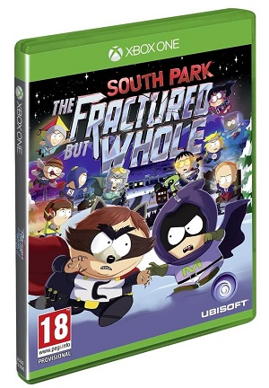 Gry Xbox One - South Park The Fractured but Whole (Gra Xbox One)