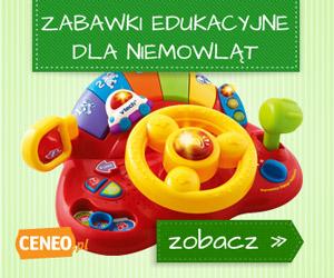 Zabawa niemowląt - zobacz ceny