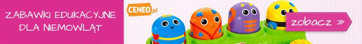 Zabawa niemowląt - sprawdź na Ceneo