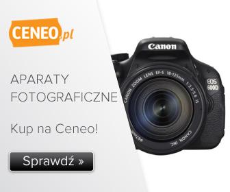 Aparaty fotograficzne - wybierz na Ceneo.pl