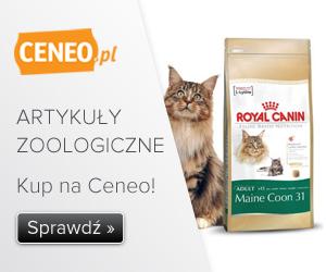 Artykuły zoologiczne na Ceneo.pl