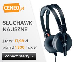 Słuchawki - zobacz ceny