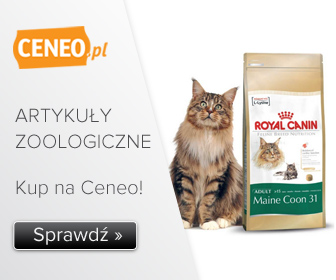 Artykuły zoologiczne - wybierz na Ceneo