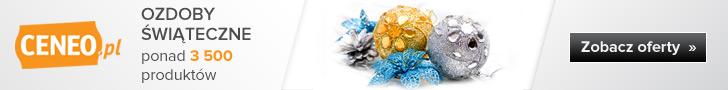 Ozdoby świąteczne na Ceneo
