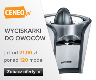 Wyciskarki do owoców - zobacz na Ceneo.pl