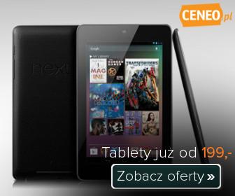 Tablety PC - zobacz na Ceneo
