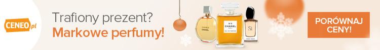 Perfumy damskie_kreacje świąteczne - wybierz na Ceneo.pl