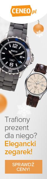 Zegarki męskie_kreacje_świąteczne - sprawdź na Ceneo