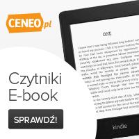 Czytniki e-book - sprawdź na Ceneo