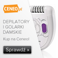 Depilatory i golarki damskie - wybierz na Ceneo.pl