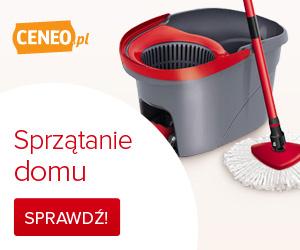 Sprzątanie domu - sprawdź na Ceneo