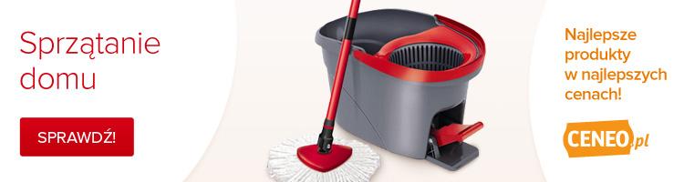 Sprzątanie domu - zobacz na Ceneo
