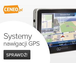 Systemy naiwgacji GPS - wybierz na Ceneo