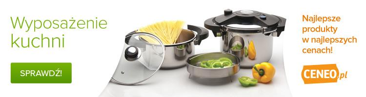 Wyposażenie kuchni - zobacz ceny