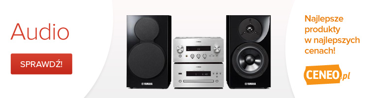 Audio - porównaj na Ceneo