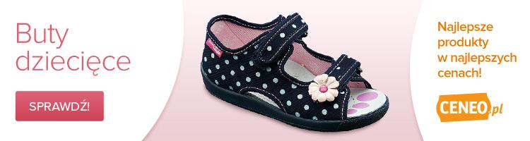 Buty dziecięce - porównaj ceny
