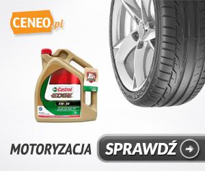 Motoryzacja - zobacz na Ceneo