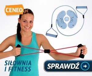 Siłownia i fitness - zobacz na Ceneo.pl
