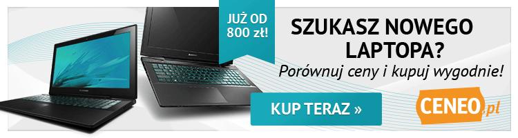 Laptopy i komputery - wybierz na Ceneo.pl
