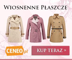 Kurtki i płaszcze damskie - zobacz na Ceneo.pl