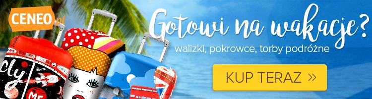 Torby iwalizki naCeneo.pl