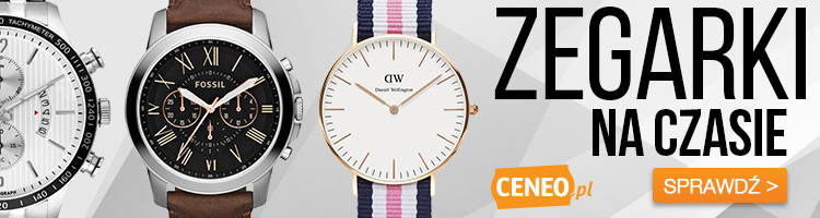 Zegarki - zobacz ceny