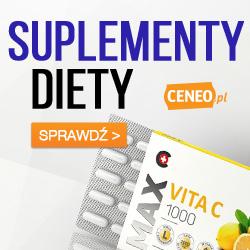 Suplementy diety - sprawdź na Ceneo.pl