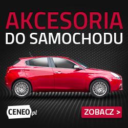 Akcesoria do samochodu - zobacz na Ceneo