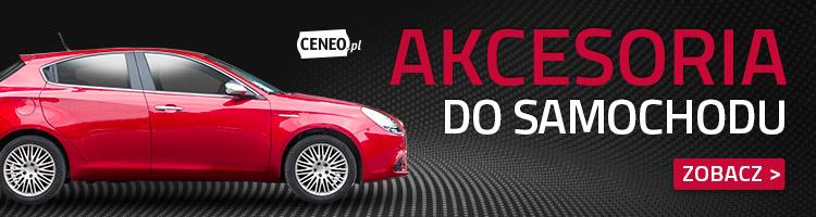 Akcesoria do samochodu - zobacz na Ceneo.pl