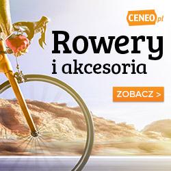 Rowery - sprawdź na Ceneo