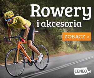 Rowery - wybierz na Ceneo