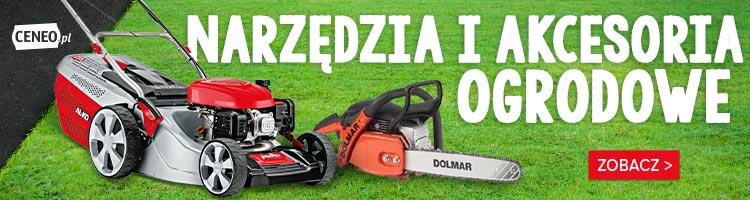 Narzędzia i akcesoria do ogrodu - wybierz na Ceneo.pl