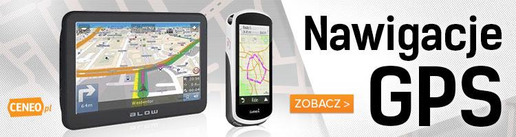 Nawigacje GPS na Ceneo