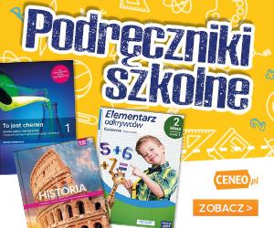 Podręczniki szkolne - zobacz na Ceneo