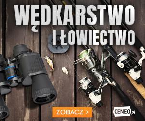Wędkarstwo i łowiectwo - wybierz na Ceneo.pl