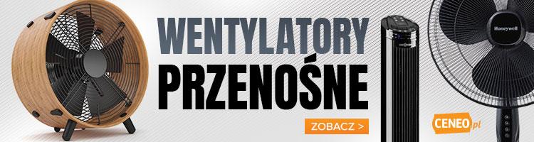 Wentylatory przenośne - porównaj na Ceneo.pl